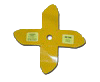 QX_340 - Professional Aerodynamic Propeller Blade to Suit the PK_002